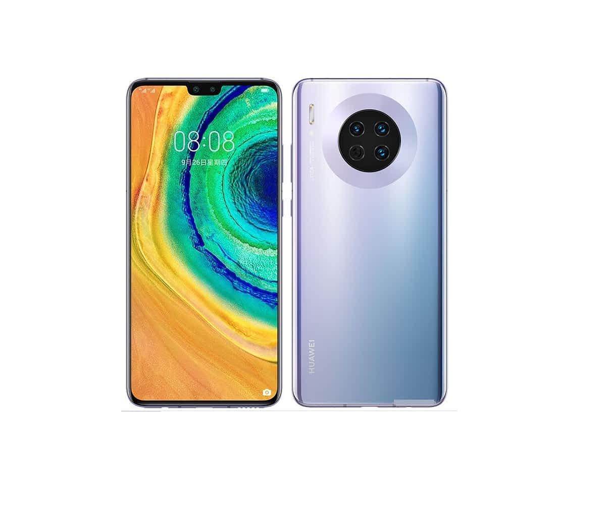 Huawei Mate 30 Pro 5G camera