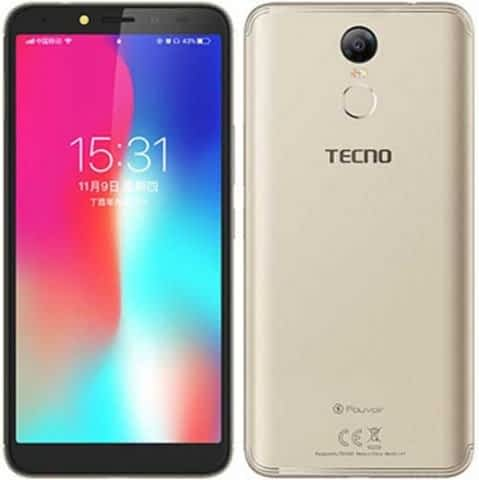 TECNO Pouvoir 2 Full Specifications and Price