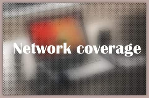 Network coverage