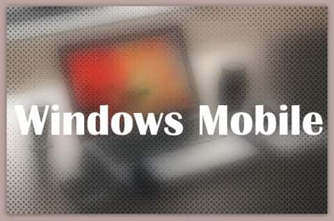 About Windows Mobile