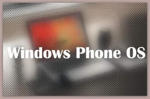 About Windows Phone OS
