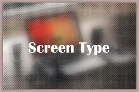 About Screen Type